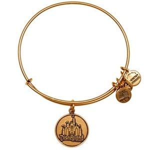 Rare Alex & Ani Antiqued Bronze Disney Bracelet
